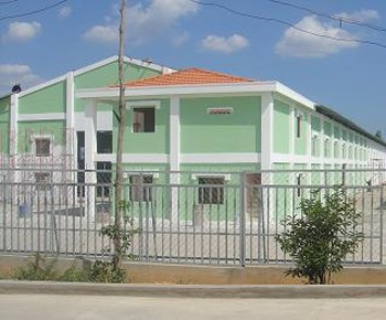 Rental warehouses Binh Duong district