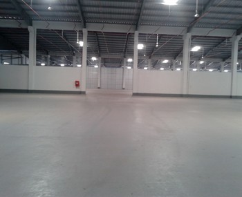 Rental warehouse Binh Duong district