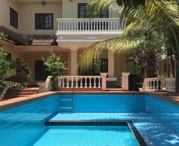 Villas for rent Thao Dien