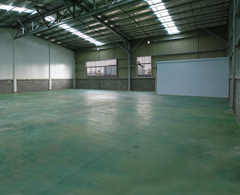 Warehouses for rent Long An